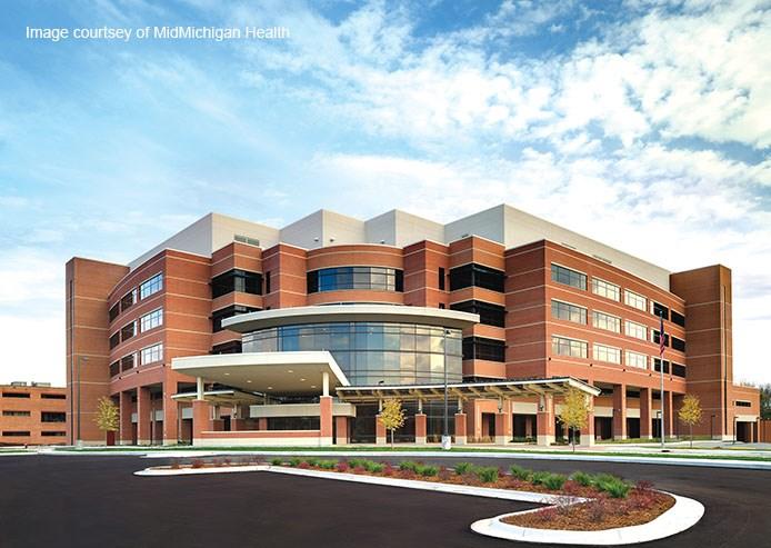 Midmichigan Medical Center logo