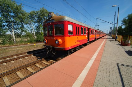 Modernization of railway line between Minsk Mazowiecki and Siedlce