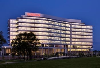 When Nissan North America relocated their corporate headquarters to Franklin, Tennessee, schedule was a key issue. Prior to the completion of construction documents, Skanska worked with the design team to create several early release packages to accelerate the schedule, resulting in the project completing nine days early.