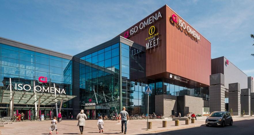 Shopping Center Iso Omena | Skanska - Global corporate website