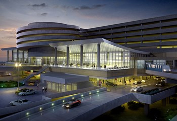 Tampa International Airport needs a transfer level expansion and redevelopment of the Main Terminal and Airsides A,C,E and F to accommodate the airport's rapid growth. Skanska's integral role is to guide the design and manage the very precise, phased construction of this complex project.